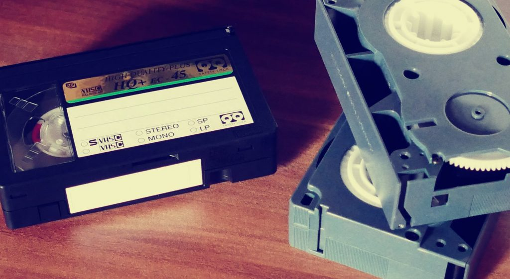 VCR to DVD